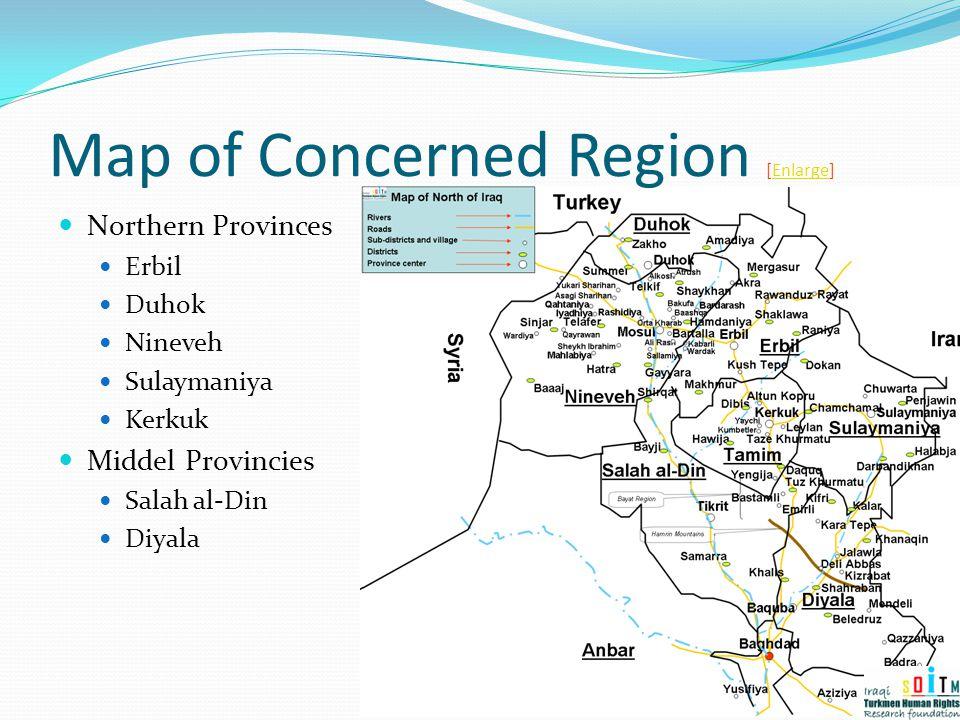 Map of Concerned Region [Enlarge]